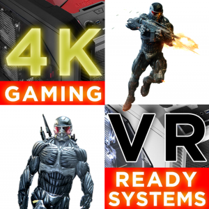 4K & VR Ready