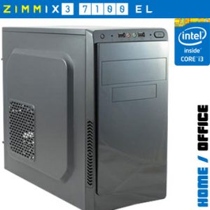zimm-ip3-7100 intel i3 home office pc