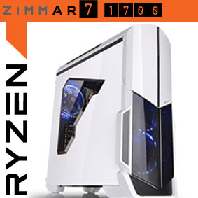 AMD RYZEN 1700 GAMING PC