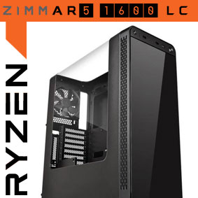 AMD RYZEN 5 1600 GAMING PC