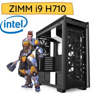 zimm i9 h710 gaming pc