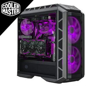 Cooler Master MasterCase H500P Black Mid Tower Case