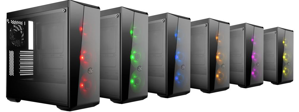 Master Case Lite 5 RGB