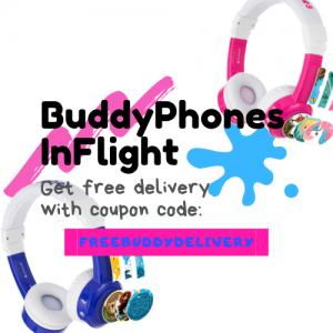 BuddyPhones InFlight