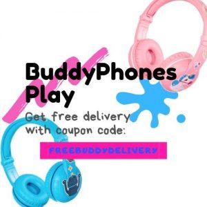 BuddyPhones Play