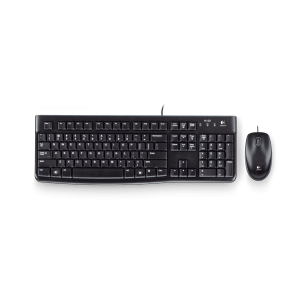 Logitech Desktop MK120 Keyboard and mouse set