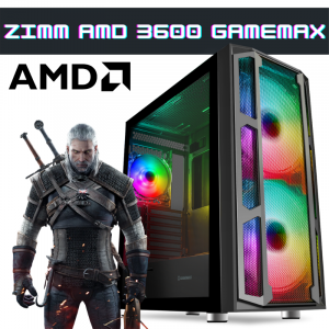 zim amd 3600 gamemax pc